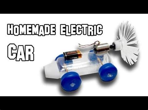 how to make electric car electrical engineering
