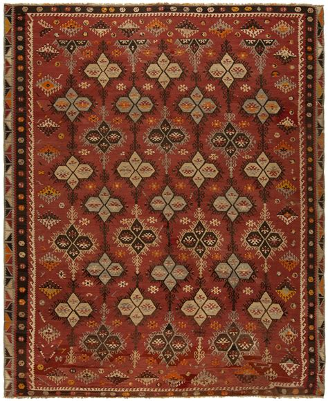 New York City Rugs by The Image Of Turkish Kilim Rug Bb5429