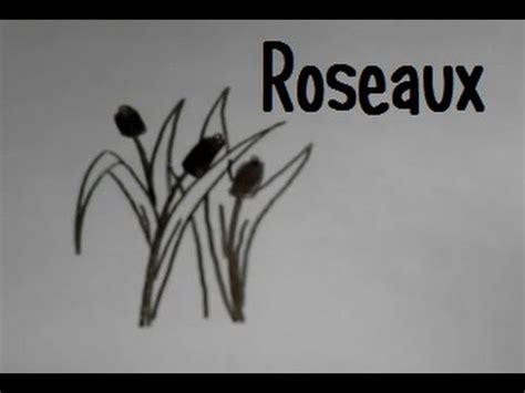facile it banche dessiner des roseaux