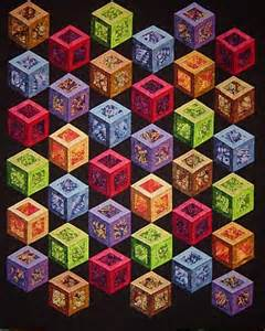 3 d quilts free pattern submited images