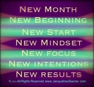 new month text new month new beginnings quotes quotesgram