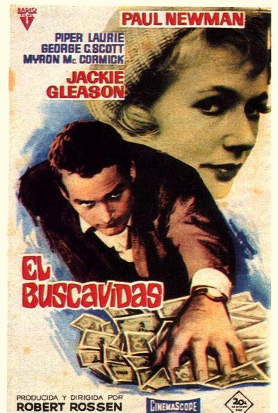 De Cine Noticias Posters Y Cr 237 Ticas De Cine Cinenga 241 Os Carteles De La Pel 237 Cula El Buscavidas El S 233 Ptimo Arte