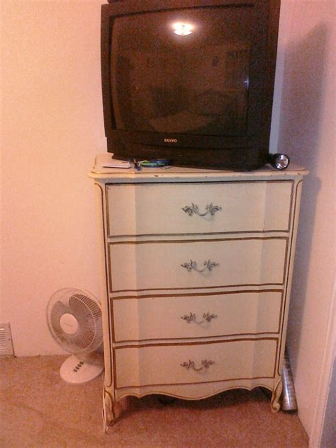 how much would this dixie dresser be worth antique