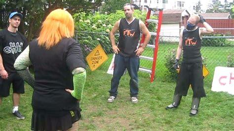youtube backyard wrestling miniak vs team ftw chw backyard wrestling youtube gogo papa