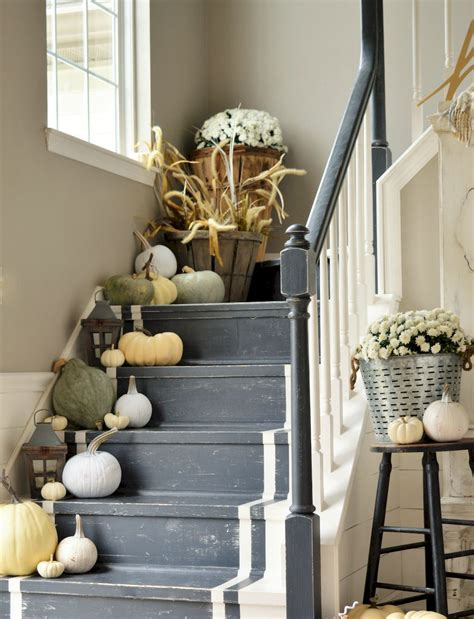 45 easy cheap fall farmhouse decorating ideas on a