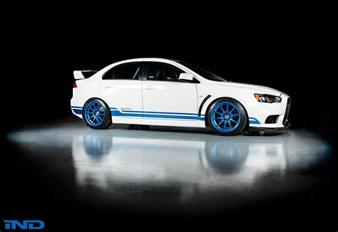 limited production ind mitsubishi evo  rs released
