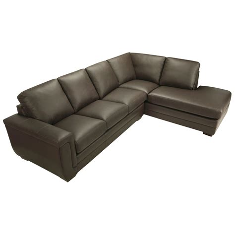 best deals on sectional sofas porsche chocolate brown leather sectional sofa