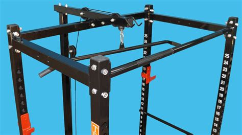 Pull Up Bar Low Ceiling by 72 Inch Power Rack For Low Ceiling
