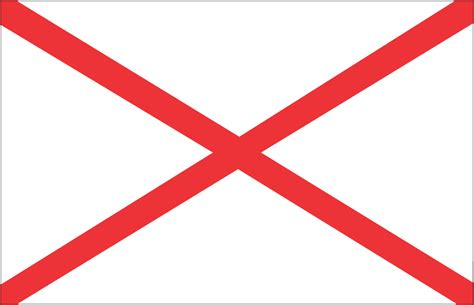 alabama state flag represents