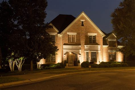 Architectural Landscape Lighting Architectural Landscape Lighting Light Up Nashville