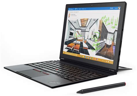 Lenovo X1 Tablet ces 2016 lenovo introduces modular thinkpad x1 tablet