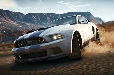 ford mustang from quot need for speed quot headed to barrett