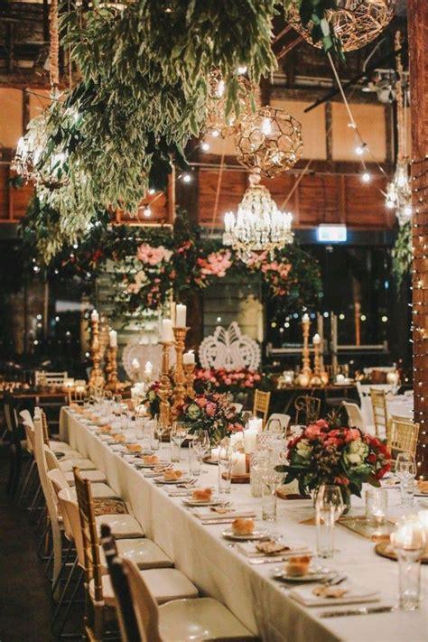 garden theme wedding reception oosile
