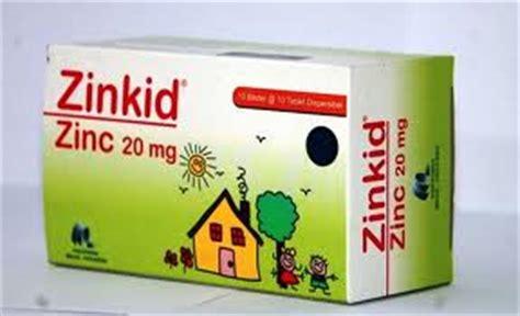 Suplemen Zinkid Zinkid Tablet 20mg