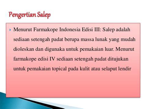 Salep Kulit by Kelompok Salep