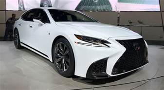 Lsf Lexus 2018 Lexus Lsf New Car Price Update And Release Date Info