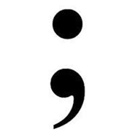 semicolon search me baby might get this with a i plan to get on my wrist