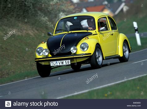 small cars black car vw volkswagen beetle 1303 yellow black compact