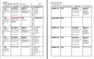 plan book template time 4 organization plan book