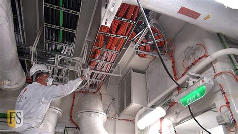 Engine Room Suppression Systems by The New And Innovative Carnival Vista Has Engine Room