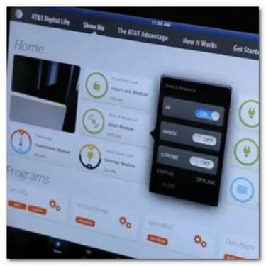at t digital no home automation for u s market yet