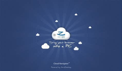 cloud android zeropc cloud navigator is a cloud service aggregator for