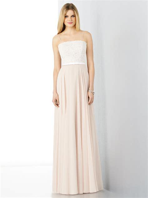 Bridesmaid Dress Fabrics - dress after six bridesmaids fall 2015 6732 fabric