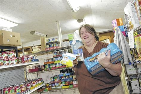 new location allows the pastor s food pantry to serve more