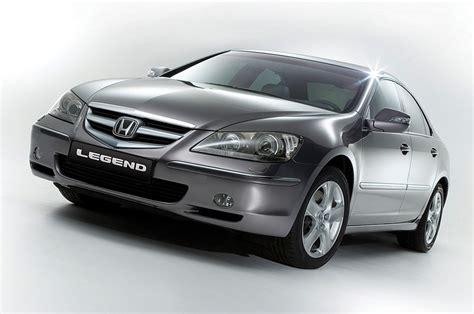 2006 honda legend review top speed