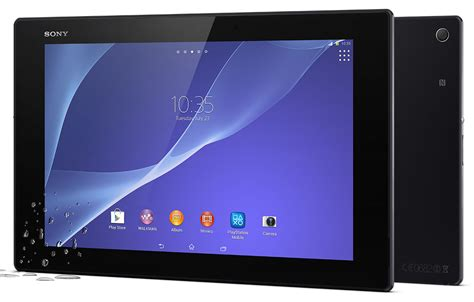 Tablet 10 Inch Sony sony xperia z2 tablet with 10 1 inch hd display 3gb