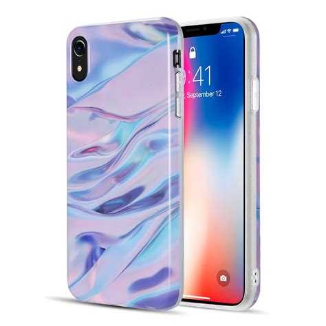 iphone xr the marble series imd soft tpu walmart