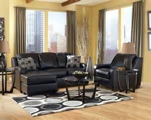 Rent A Center Living Room Set Quot Devin Durablend Black Quot Sectional Sofa Chair Furniture Sofa Chair