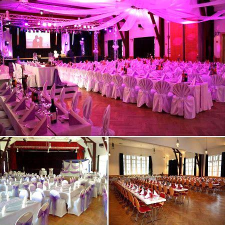 Hochzeitshalle Dekorieren by Saal F 252 R 600 Personen Hochzeitssaal Hochzeitshallen