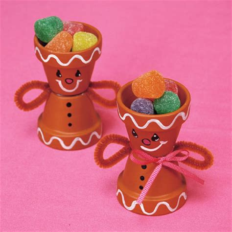 christmas craft ideas to make gingerbread crafts