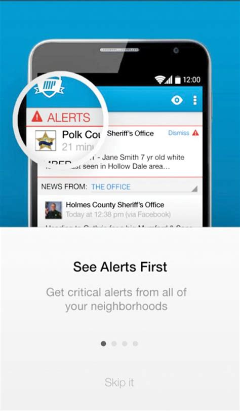Mobile Patrol Arrest Records Mobile App Lets Downtown Residents Tap Into Records