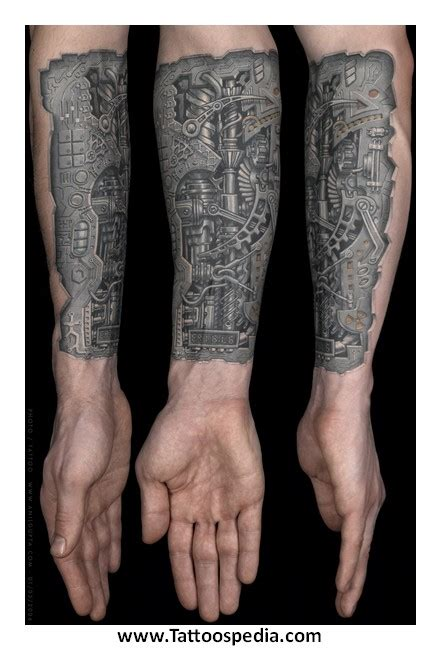 how much does a tattoo cost how much does a biomechanical cost 9