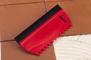 grout adhesive spreader 180mm diy4you linic uk made wall tile adhesive spreader grouter tool s7196