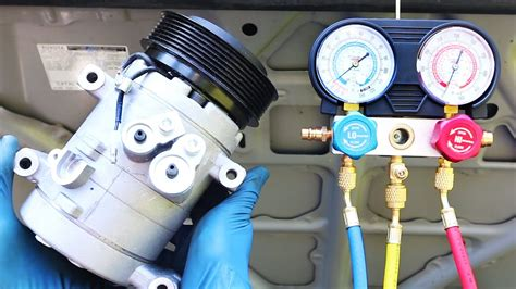 system troubleshooting car air conditioning system