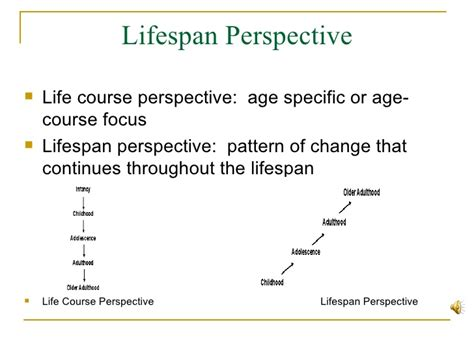 normative pattern definition intro to lifespan