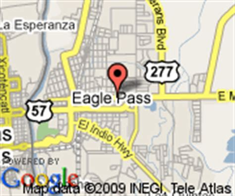 map of eagle pass eagle pass inn eagle pass deals see hotel photos
