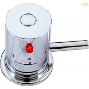 mitigeur baignoire thermostatique 3 trous avec inverseur