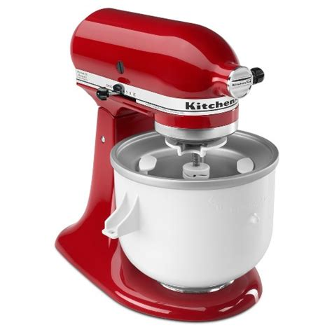 KitchenAid® Ice Cream Maker Attachment  KICA0WH : Target