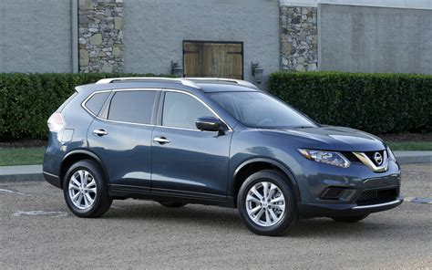 nissan rogue 2014 widescreen car pictures 36 of