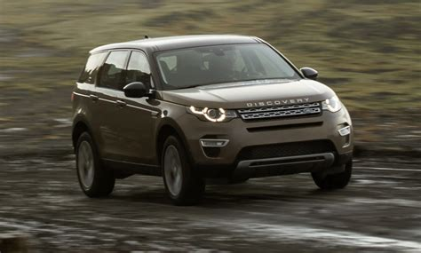 land rover discovery sport 2016 2016 land rover discovery sport review ratings specs