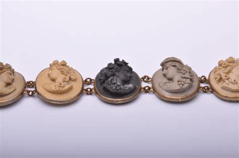 Kamee Kaufen by Armband Um 1860 Www Antik Kaufen De