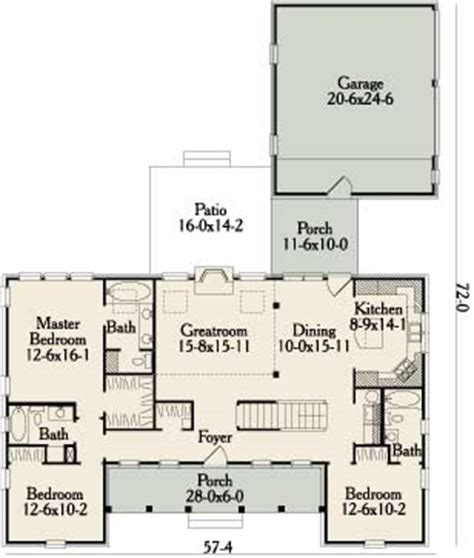 Symmetrical House Plans by Symmetrical House Floor Plans House Style Ideas