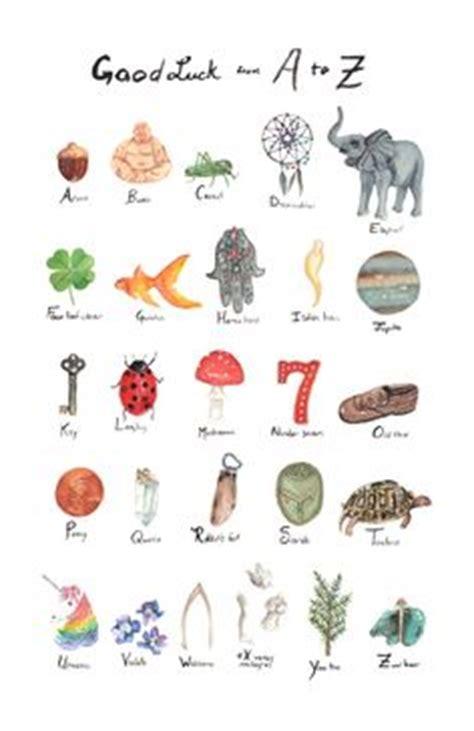 50 good luck symbols from around the world zoo box