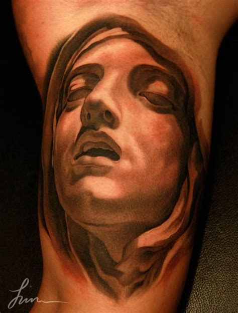jun cha tattoos 30 beautiful tattoos by jun cha between ancient greece