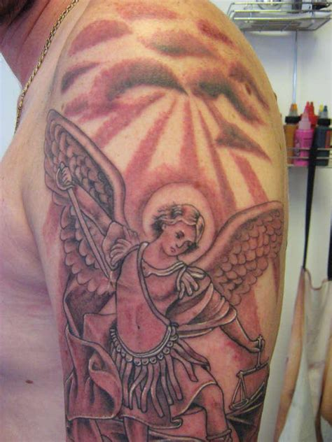 heaven and hell sleeve tattoo designs heaven tattoos designs ideas and meaning tattoos for you