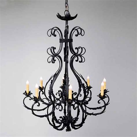 create an inviting foyer with wrought iron decor